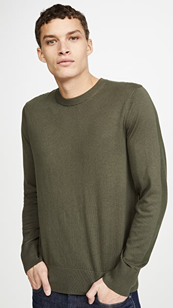 Rag & Bone Barrow Crew Neck Sweater