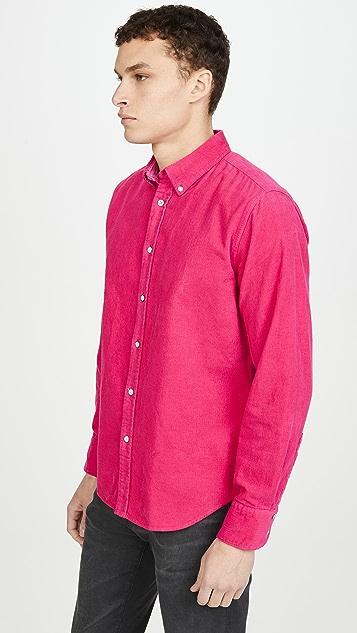 Rag & Bone Fit 2 Tomlin Corduroy Shirt