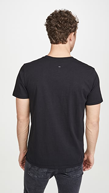 Rag & Bone Pizza Rat T-Shirt