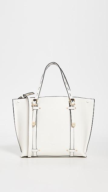 Rag & Bone Миниатюрная объемная сумка с короткими ручками Field