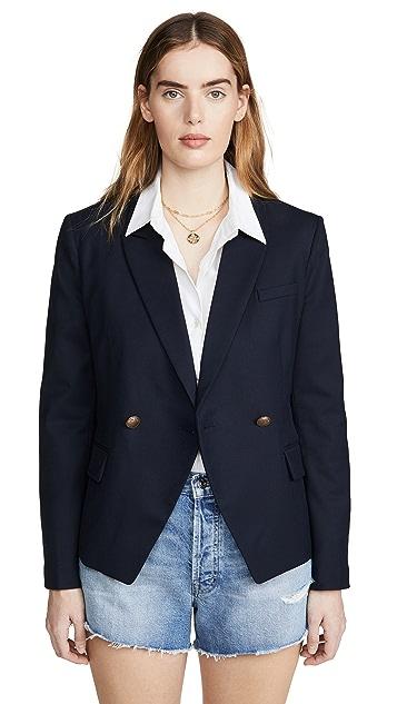 Rag & Bone Fletcher 斜纹织物西装外套