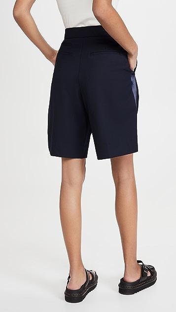 Rag & Bone Luca Twill Shorts