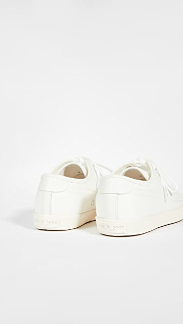 Rag & Bone 球场运动鞋