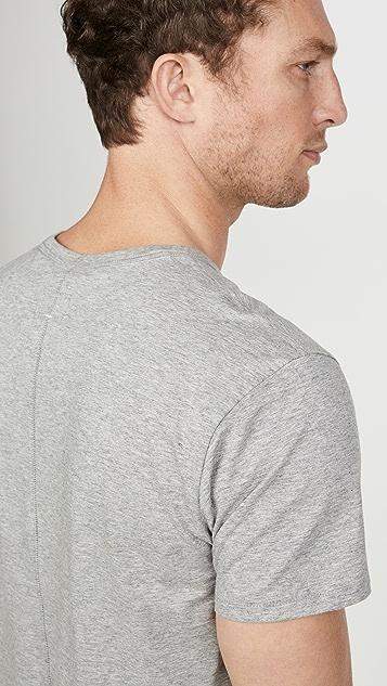 Rag & Bone Short Sleeve Classic Base T-Shirt
