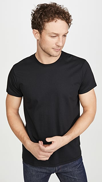 Rag & Bone Short Sleeve Classic Base T-Shirt