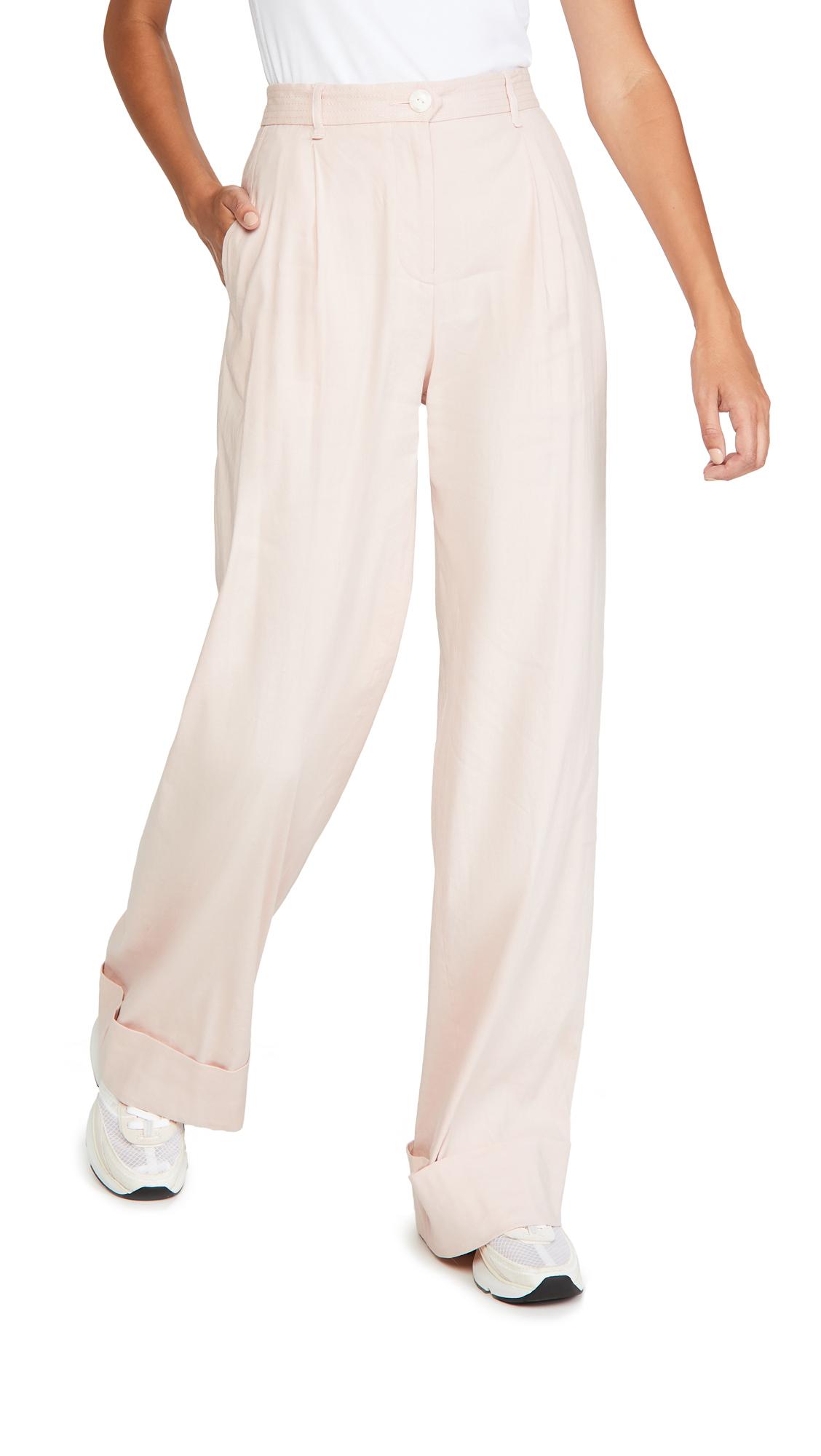 Rag & Bone Ivy Linen Pants
