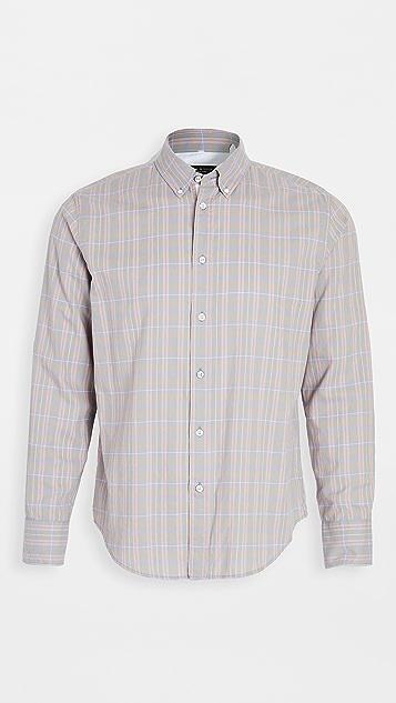 Rag & Bone Fit 2 Plaid Tomlin Shirt