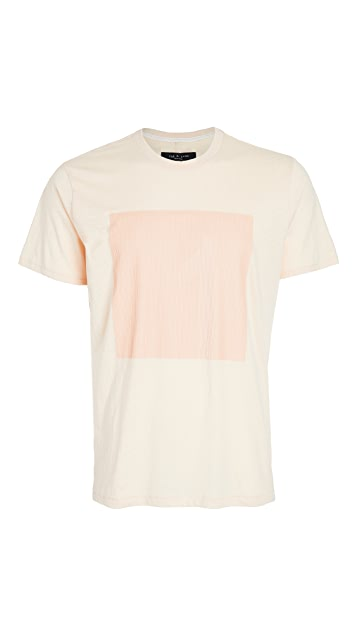 Rag & Bone Number Pointer T-Shirt