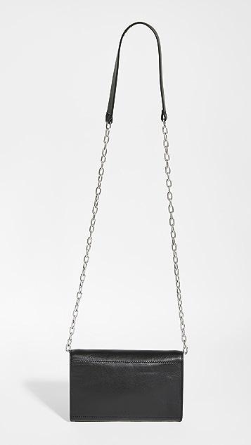 Rag & Bone Atlas Wallet on a Chain