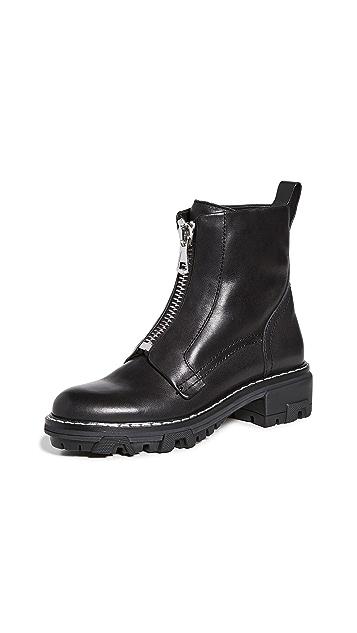 Rag & Bone Shiloh Zip Boots
