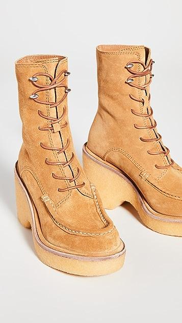 Rag & Bone Scout Wedge Boots