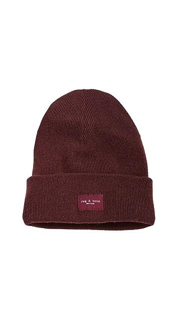 Rag & Bone Addison 针织帽
