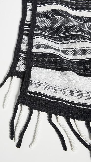 Rag & Bone Annalise 围巾
