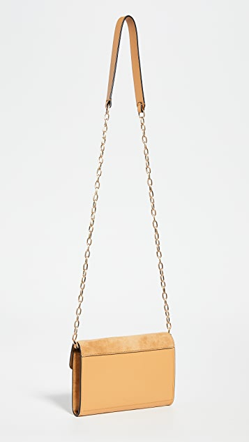 Rag & Bone Atlas Wallet With Chain