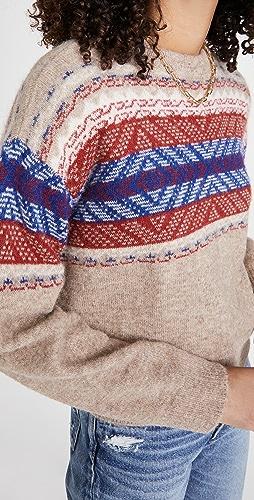 Rag & Bone - Finlay Crew Sweater
