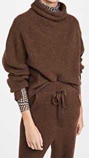 Rag & Bone Pierce Cashmere T Neck Sweater