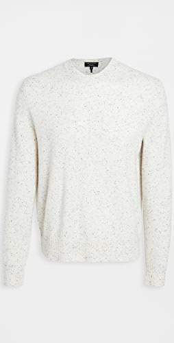 Rag & Bone - Haldon Cashmere Crew Sweater
