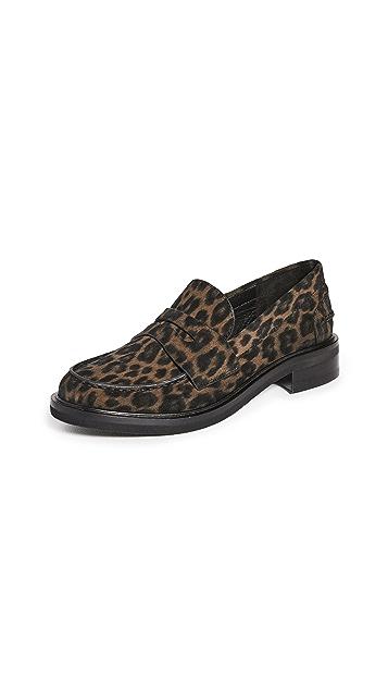 Rag & Bone Slayton 平跟船鞋