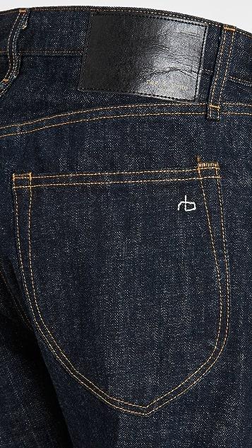 Rag & Bone Slouch Taper Jeans