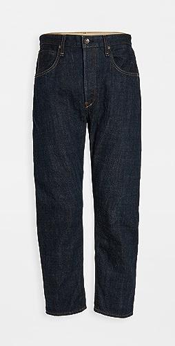Rag & Bone - Slouch Taper Jeans