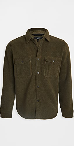 Rag & Bone - Fleece Jack Shirt