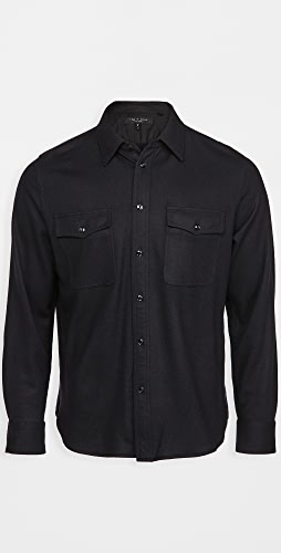 Rag & Bone - Wool Shirt Jacket