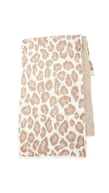 Rag & Bone Cheetah Scarf