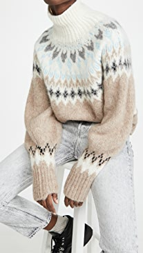 Rag & Bone Fran Turtleneck Sweater