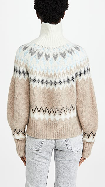 Rag & Bone Fran Turtleneck Sweater