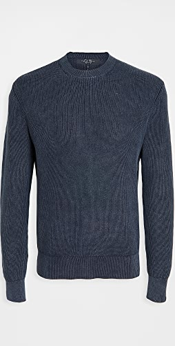 Rag & Bone - Dexter Light Weight Crew Sweater