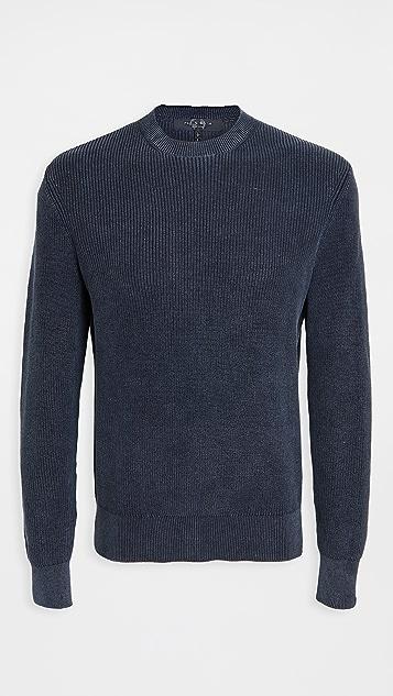 Rag & Bone Dexter Light Weight Crew Sweater