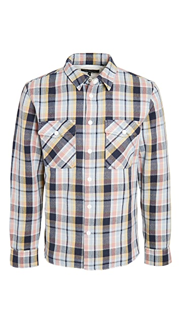 Rag & Bone Plaid Jack Shirt
