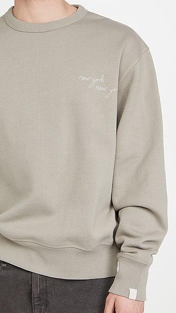 Rag & Bone New York New York Sweatshirt