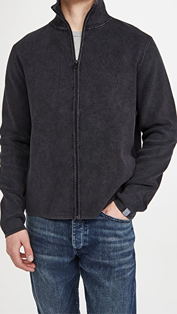 Rag & Bone Dexter Zip Through Jacket