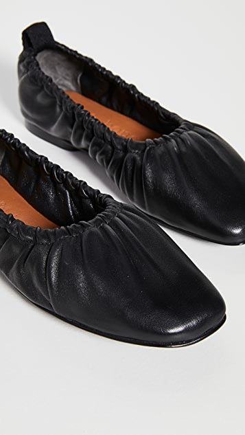 Rag & Bone Elly 芭蕾平底鞋