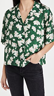 Rag & Bone Reed Floral Shirt