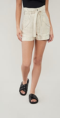 Rag & Bone - Striped Cargo Shorts