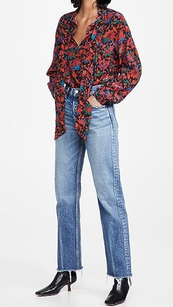 Rag & Bone Emily 女式衬衫