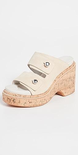 Rag & Bone - Sommer Wedge Sandals