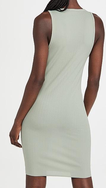 Rag & Bone Zoe Deep V Dress