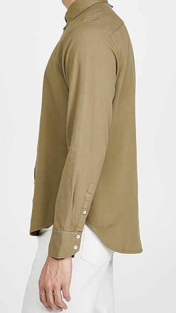 Rag & Bone Fit 2 Tomlin Dobby Shirt
