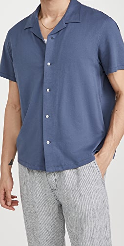 Rag & Bone - Avery Knit Shirt