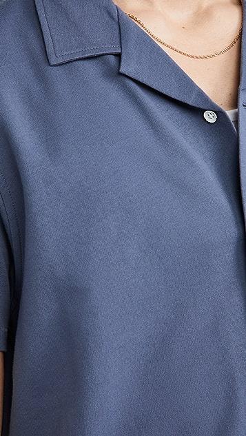 Rag & Bone Avery Knit Shirt