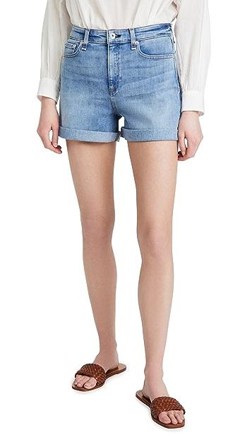Rag & Bone Nina High Rise Shorts