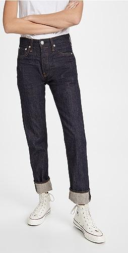 Rag & Bone - Maya High Rise Slim Jeans