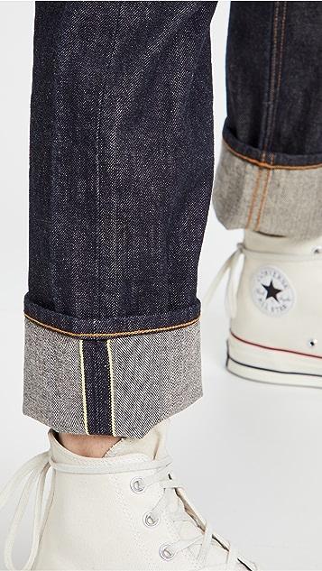 Rag & Bone Maya High Rise Slim Jeans