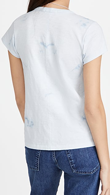 Rag & Bone 扎染 T 恤