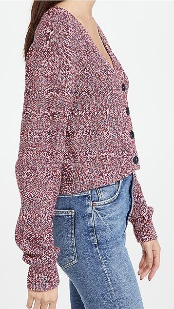 Rag & Bone Kara 系扣衫