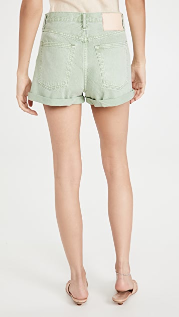 Rag & Bone Maya 高腰短裤