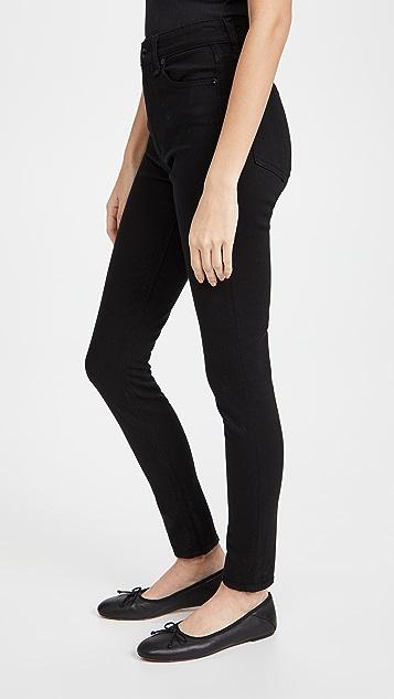 Rag & Bone Nina 高腰紧身牛仔裤